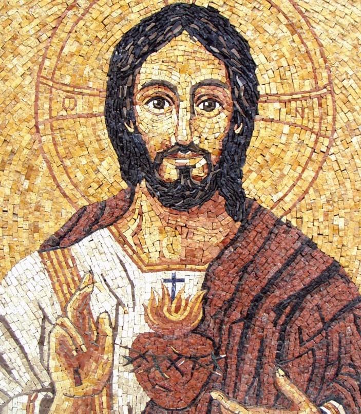 """""""¿Quién nos separará del amor de Cristo? ¿La tribulación?, ¿la angustia?, ¿la persecución?, ¿el hambre?, ¿la desnudez?, ¿los peligros?, ¿la espada?, como dice la Escritura: 'Por tu causa somos muertos todo el día; tratados como ovejas destinadas al matadero'. Pero en todo esto salimos vencedores gracias a aquel que nos amó. Pues, estoy seguro de que ni la muerte ni la vida ni los ángeles ni los principados ni lo presente ni lo futuro ni las potestades ni la altura ni la profundidad ni otra criatura alguna podrá separarnos del amor de Dios manifestado en Cristo Jesús Señor nuestro"""". Rom 8, 35-39."""