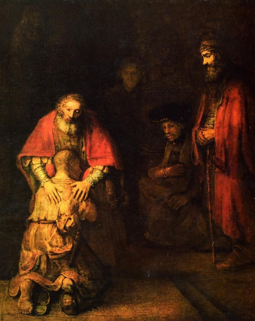 """""""… habrá más alegría en el cielo por un solo pecador que vuelva a Dios que por noventa y nueve justos que no tienen necesidad de convertirse""""."""