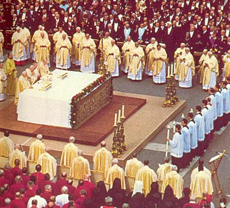 eucaristia accion de gracias