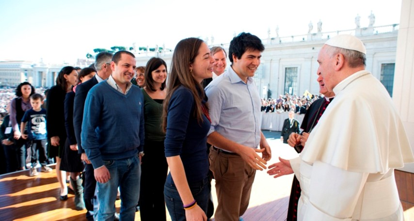 """""""La evangelización es lo que marca la identidad de la Iglesia"""""""