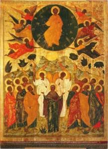 """Nos dice el Señor Jesús: """"Id, pues, y haced discípulos a todas las gentes, bautizándolas en el nombre del Padre y del Hijo y del Espíritu Santo, enseñándoles a guardar todo lo que yo os he mandado""""[12]."""