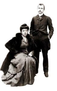 Luigi y María Corsini Beltrame Quattrocchi[23]