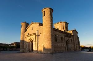 Iglesia Románica_San Martín de Tours Siglo XI