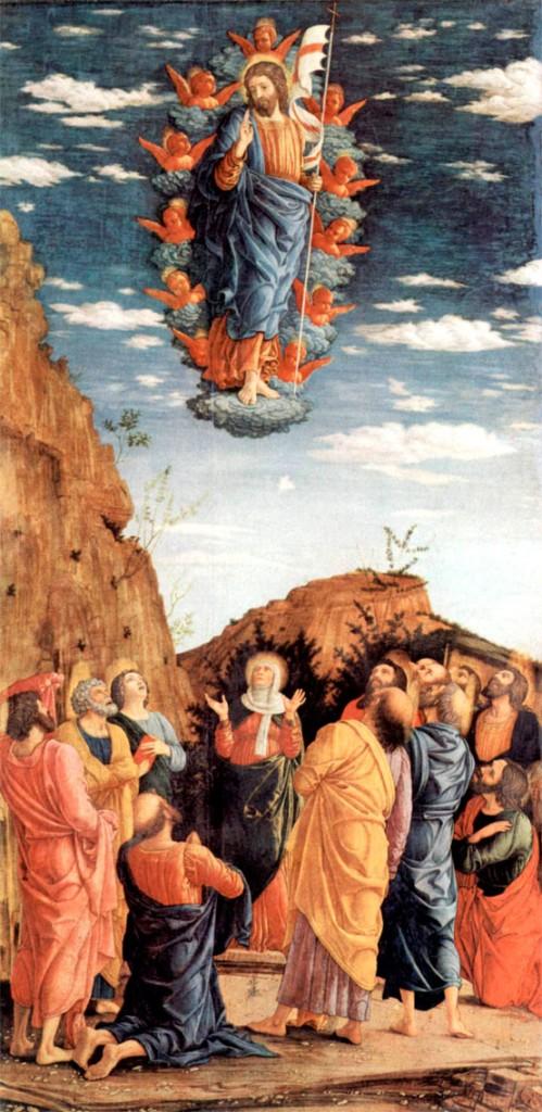 la-ascencion-de-cristo-andrea-mantegna