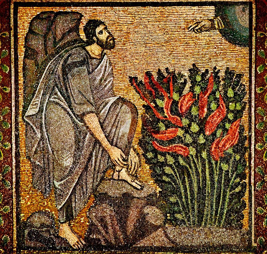 moises-y-la-zarza-ardiente_mosaico-bizantino